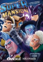 Суперособняк — SuperMansion (2015-2018) 1,2,3 сезоны
