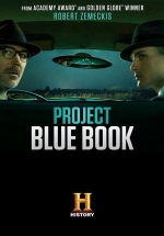 Проект «Синяя книга» (Проект засекречен) — Project Blue Book (2019)