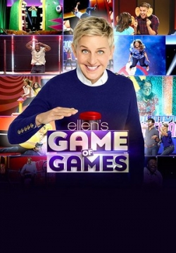 Игра игр от Эллен — Ellen's game of games (2017)